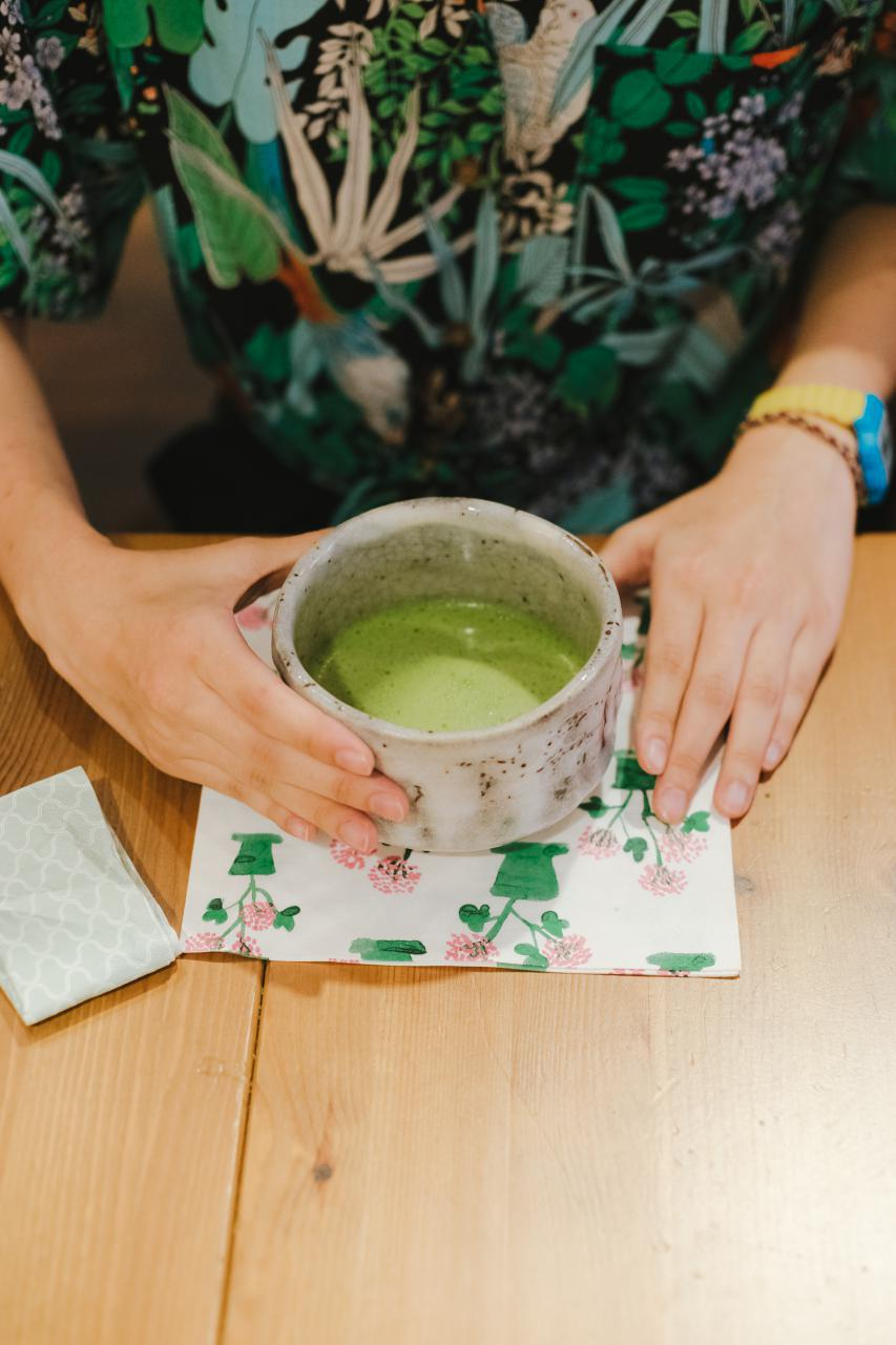 matcha appreciation workshop