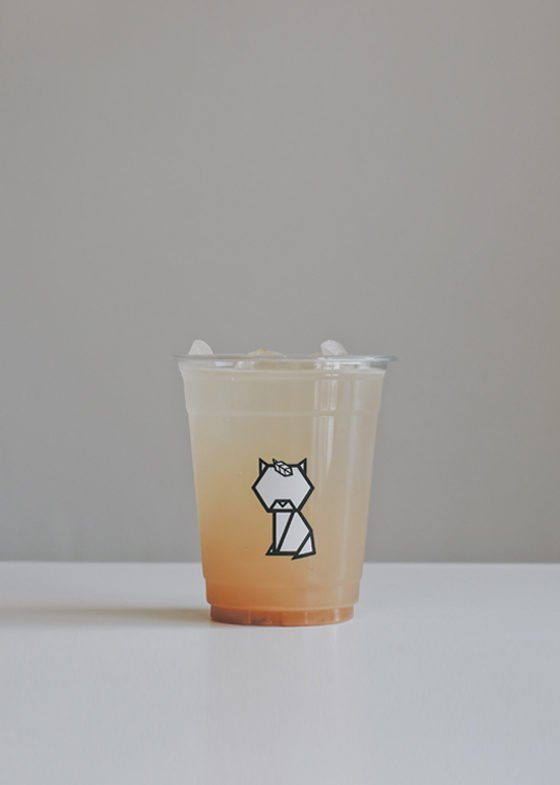 Iced SUISEN Genmai Tea
