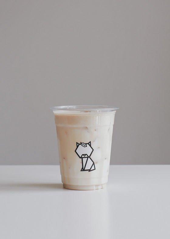 Iced Suisen Latte