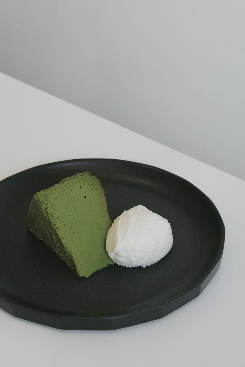 The Tokyo Restaurant Matcha Burnt Cheesecake Recipe - Niko Neko Matcha Dessert Recipes